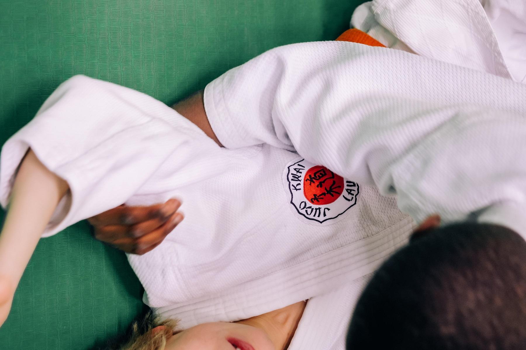 Changement cours Judo enfants débutants