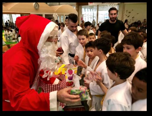 Tournoi de Noël 2019