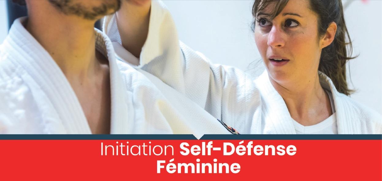 Initiation Self-Défense féminine à Epalinges