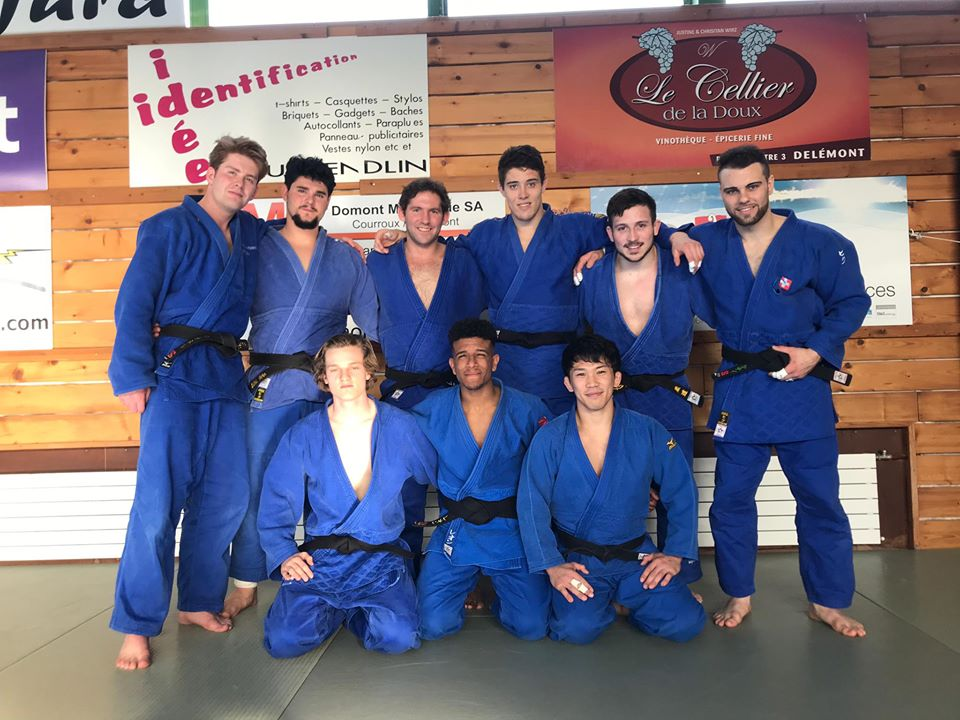 Premier tour de LNB contre Judo Jura et Judo Club Wetzikon