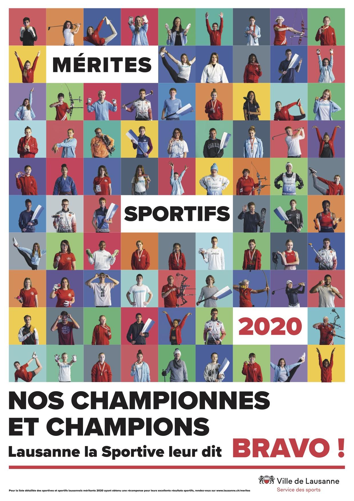 Beau succès pour les compétitrices du JKL lors de la Cérémonie des Récompenses aux sportives et sportifs lausannois 2020