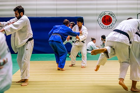 Judo haut niveau