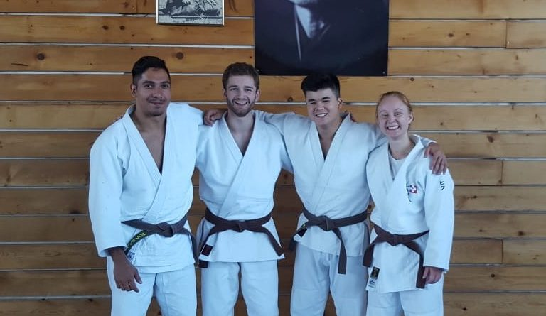 Nouveaux moniteurs J&S Judo