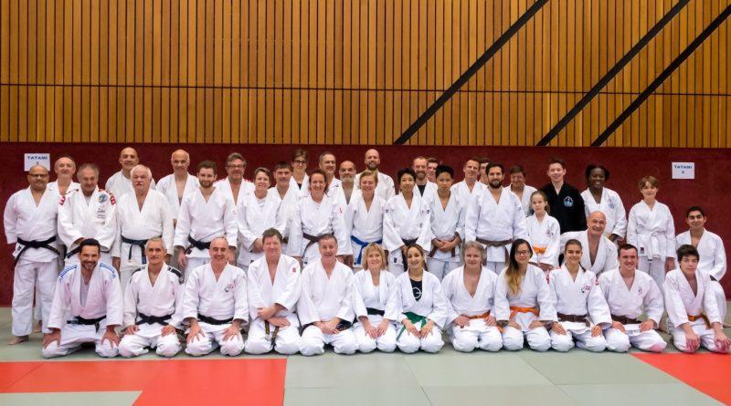 Méga Stage romand de jiu-jitsu à Meyrin (GE)